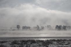 Vue sur l'île migneron à Laval