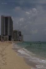 Miami Beach vers le nord