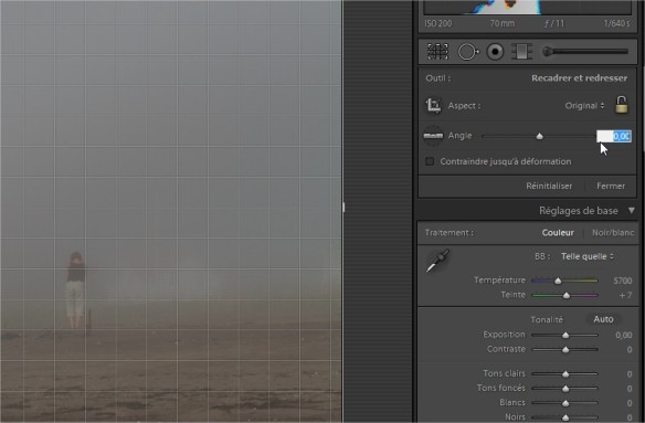 VACII - Adobe Photoshop Lightroom - Développement